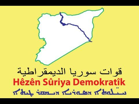 Geopolítica en Radio Esperantia. Avances del ejército sirio y SDF en Siria, preparativos para ofe...