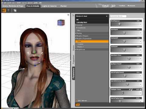 tutorial puppeteering in daz studio 4 youtube. Black Bedroom Furniture Sets. Home Design Ideas