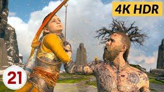 Round 2. Ep.21 - God of War 2018 [4K HDR]