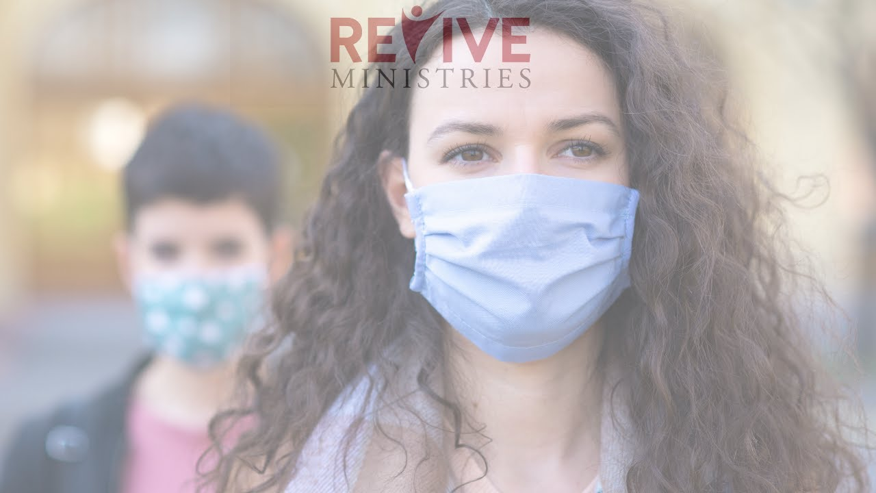 """Revive Ministries Podcast: """"A Brave New World"""" With Joel"""