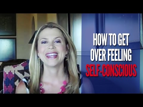 How to get over feeling self-conscious EP 66