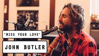 John Butler - Miss Your Love (PileTV SOTA Festival Live Sessions)