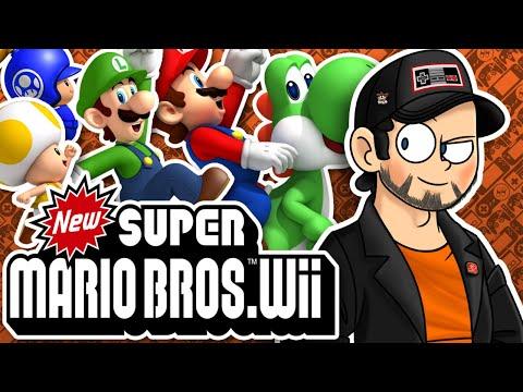 New Super Mario Bros. Wii - Marc Lovallo