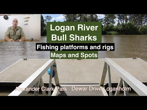 Logan River Sharks, Platforms And Rigs, Maps And Spots.