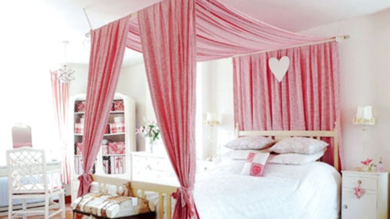 22 Canopy Bed Ideas - Bedroom and Canopy Decorating Ideas & 22 Canopy Bed Ideas - Bedroom and Canopy Decorating Ideas - YouTube