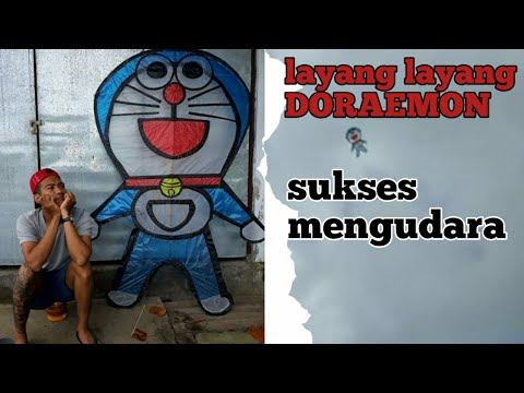 Layang Doraemon-video Dek Blonk