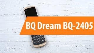 мобильный телефон BQ BQ-2405 Dream обзор