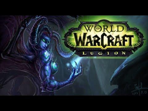 за кого не стоит играть в world of warcraft (охотник на демонов)