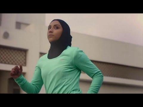 شركة -نايك- تطلق -برو حجاب- للرياضيات المسلمات المحجبات