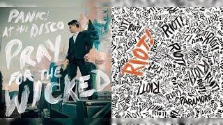 Misery Hopes (Mashup) - Panic! at the Disco & Paramore