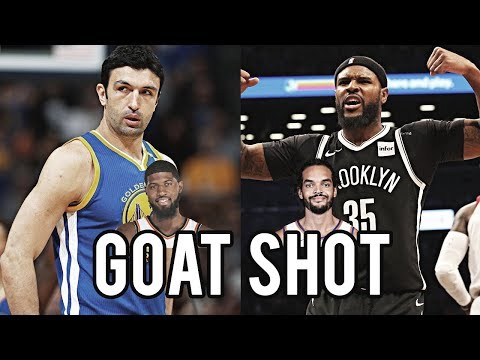 "NBA ""WHATEVER"" SHOTS"