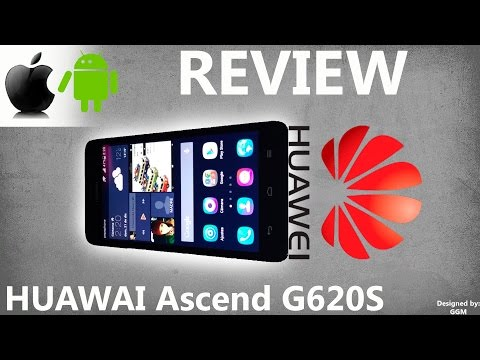 Review Huawei Ascend G620s