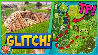TELEPORTEER MET DEZE *GLITCH*!! - Fortnite: Battle Royale