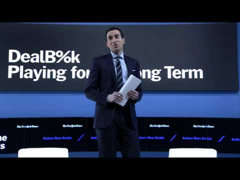 DealBook 2016: Welcome Remarks with Andrew Ross Sorkin Mp3