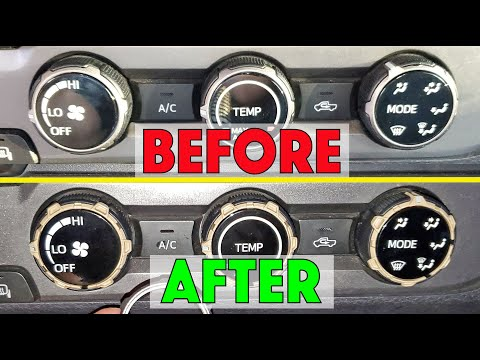 Small Mod... BIG Difference!!! AJT Design Climate Rings On My Toyota Tacoma