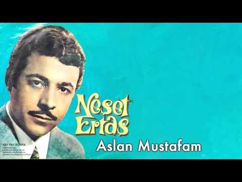 Neşet Ertaş - Aslan Mustafam [ Vay Vay Dünya © 2002 Kalan Müzik ]