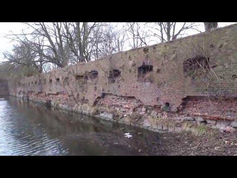 Крепостные стены Кёнигсберга