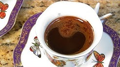 How To Make Turkish Coffee With Cardamom