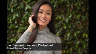 Rey Trajano Photography Workshop with Elizabeth Tran and Evelyn Lin