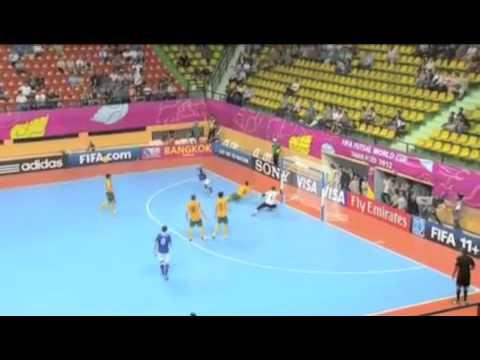 FIFA Futsal World Cup 2012 | Italy 9 - 1 Australia
