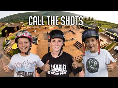 Rocco Piazza, Charley Dyson, Jamie Hull | Call The Shots | Woodward East