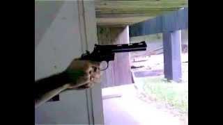 tir colt python magnum 357
