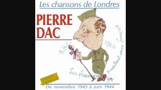 """PIERRE DAC """"Les fils de Pétain"""" (Ici Londres)"""