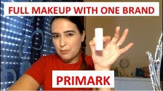 Full Makeup with PRIMARK 💄+ Reviews
