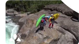 Bike & Kayak Adventure through the Alps: Bike 2 Boat (Full HD) I VAUDE
