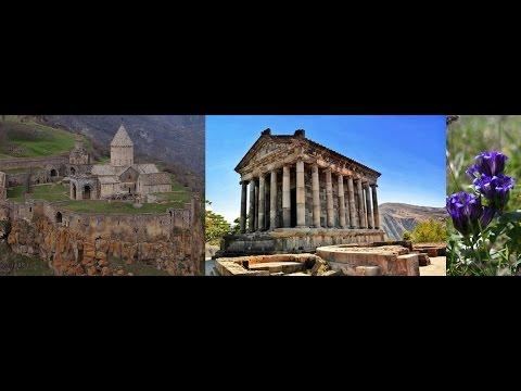 132. ΑΡΜΕΝΙΑ - ARMENIA: Yerevan, Tatev, Garni, Geghard, Haghpat