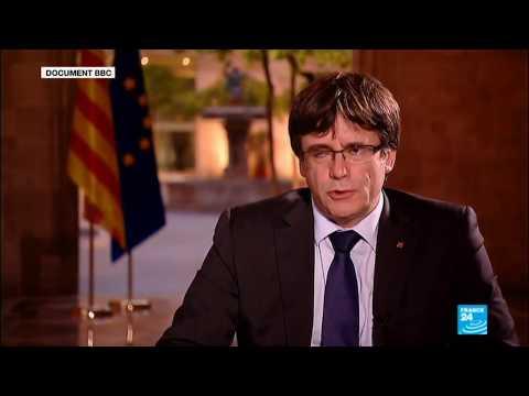 """Catalogne :""""Je ne crois pas au coup de bluff, c''est un coup d''Etat et un coup à l''Etat"""""""