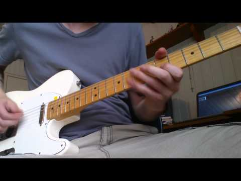 Dimarzio Twang King Neck and Bridge test