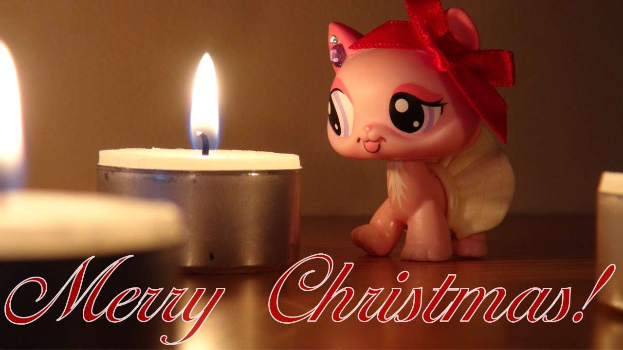 LPS: My 10 Favorite Things About Christmas - YouTube