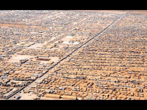 أخبار عالمية | إفتتاح مكتب لتشغيل اللاجئين السوريين في #الزعتري  - 13:22-2017 / 10 / 21