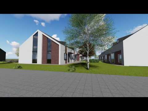 Hamburg houses presentation - HD