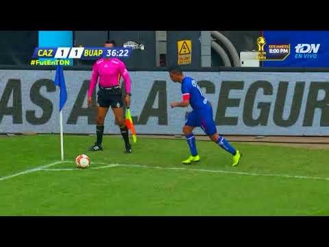 Resumen   Cruz Azul 2 - 1 Lobos BUAP   LIGA Bancomer MX - Apertura 2018 - Jornada 16