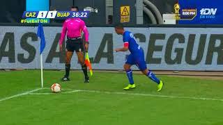 Resumen  Cruz Azul 2   1 Lobos BUAP  L GA Bancomer MX   Apertura 2018   Jornada 16