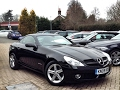 Mercedes-Benz SLK 1.8 SLK200 Kompressor 2dr for Sale at CMC-Cars, Near Brighton, Sussex
