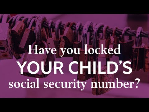 How to get your babys social security number