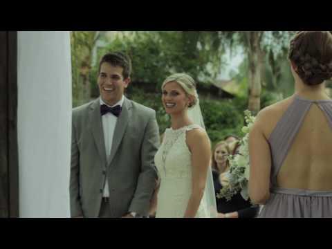 W&T Wedding Ceremony