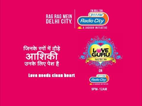 Love guru - Love needs clean heart. Listen to full story on Radio City 91.1fm