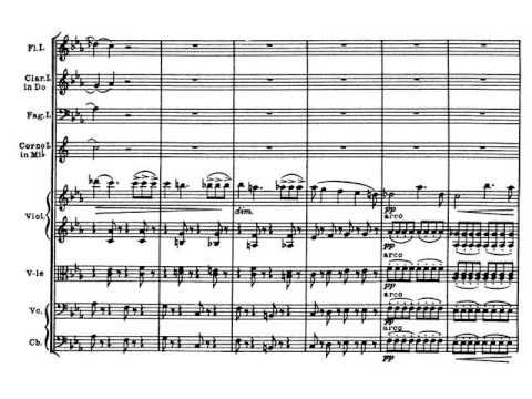 G. Verdi: La traviata. Acto III. Preludio. Prelude. Sheet Music