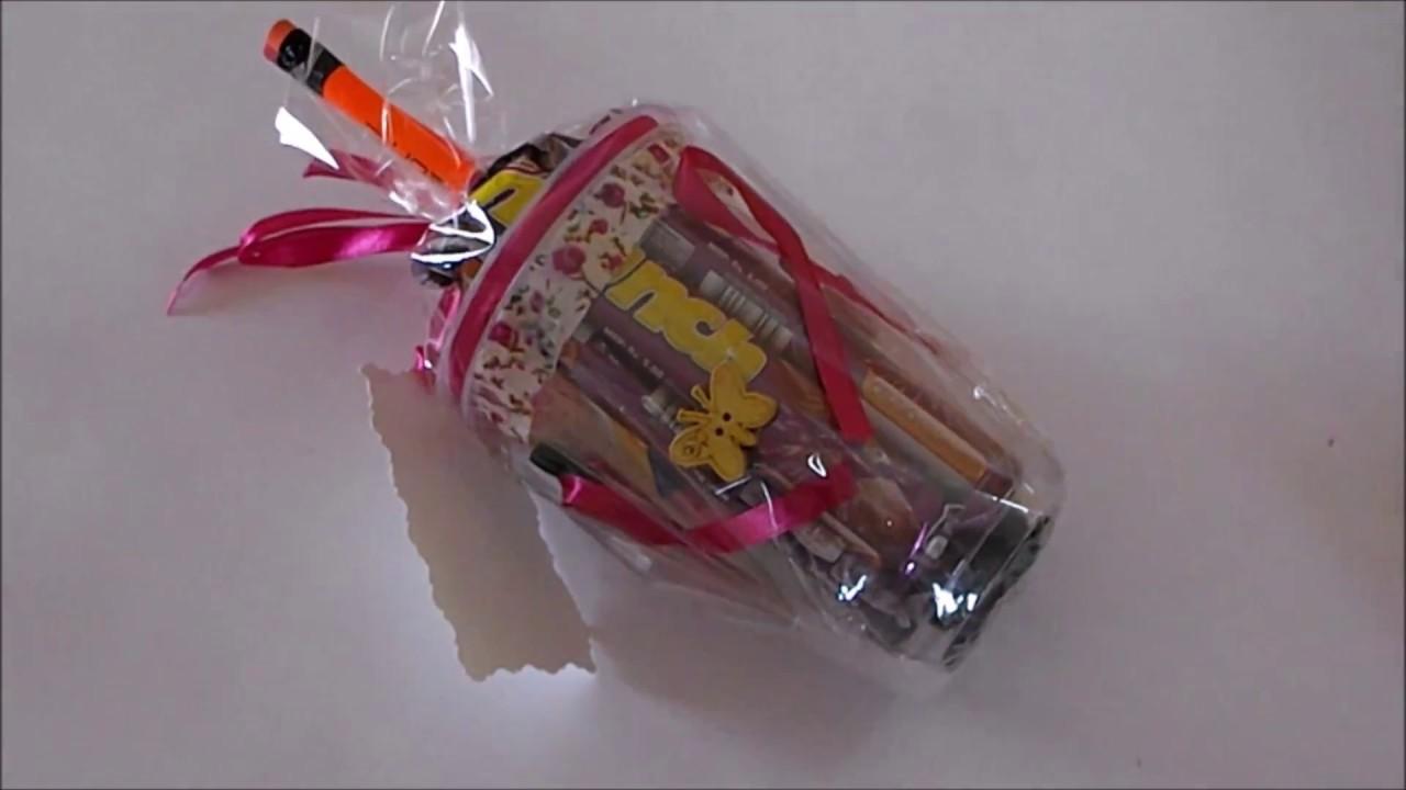 DIY: Cute, Easy Birthday Return Gift Idea