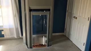 Shaftless Home Elevator | HomeElevators.com
