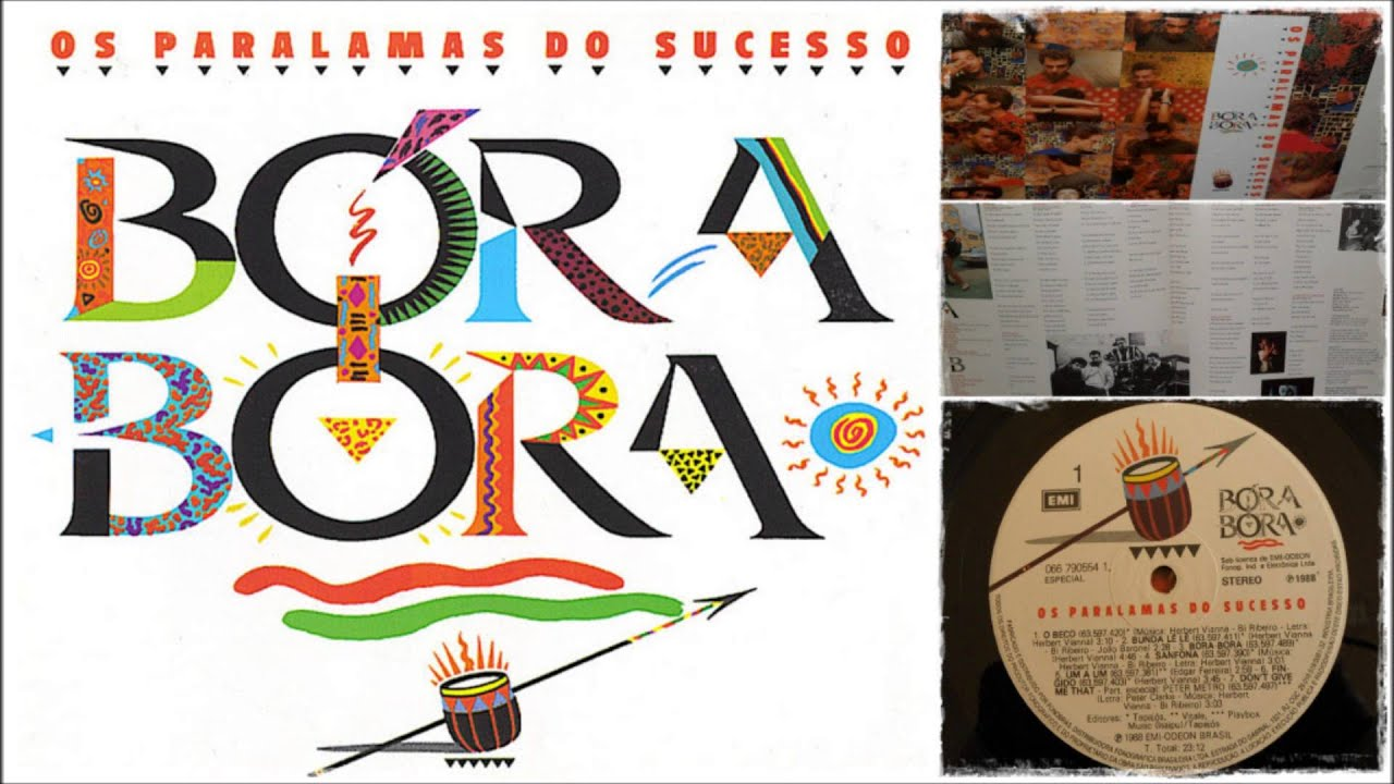 BRASIL BAIXAR AFORA PARALAMAS CD