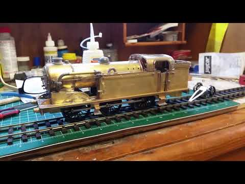 Warren Shepard Gresley N2 O gauge loco kit Part 4