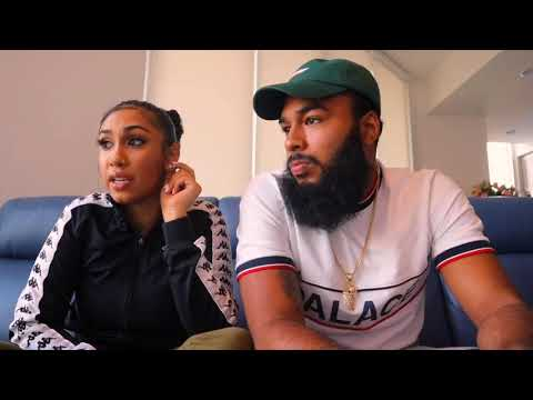 Queen Naija and Clarence NYC Adressing Their Pregnancy!  Clarence is Very Excited!