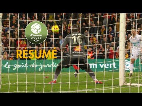 RC Lens - Havre AC ( 0-0 ) - Résumé - (RCL - HAC) / 2018-19