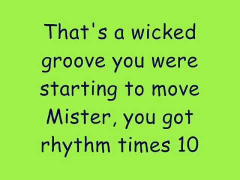 Phineas And Ferb - Ain't Got Rhythm Lyrics (HQ)