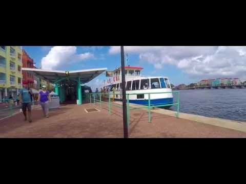 Willemstad Ferries ⚓️ Curacao